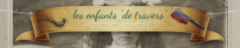 """""""Les enfants de travers"""" - histoires courtes, Céline Citronrouge"""